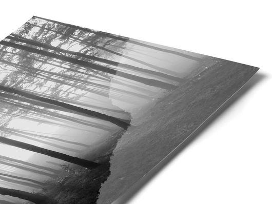 Abzug auf Schwarz-Weiß Baryt FineArt Papier