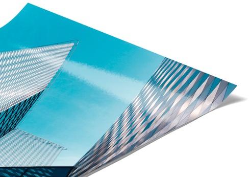 Ilford Metallic Poster Vergrößerung