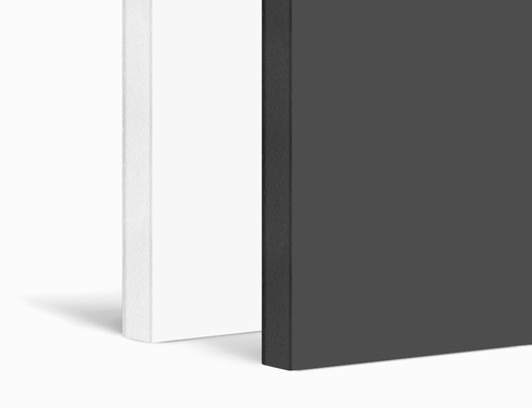 Material Forex classic in weiß oder schwarz