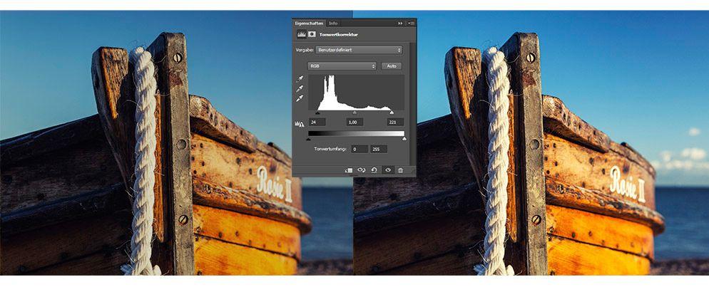 Profi-Datencheck für Ihre Fotomotive
