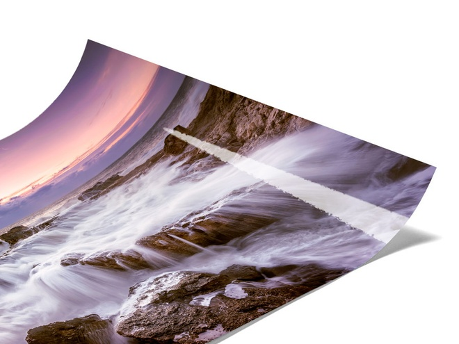 Foto-Abzug auf Fuji Professional Fotopapier