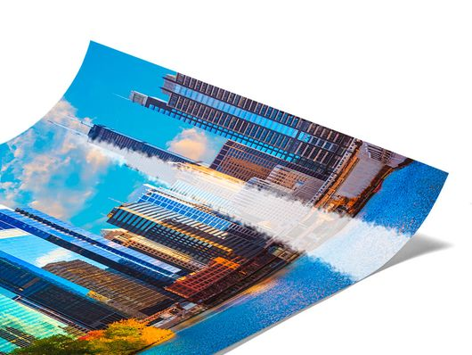 Premium Foto-Poster auf Fuji Fotopapier