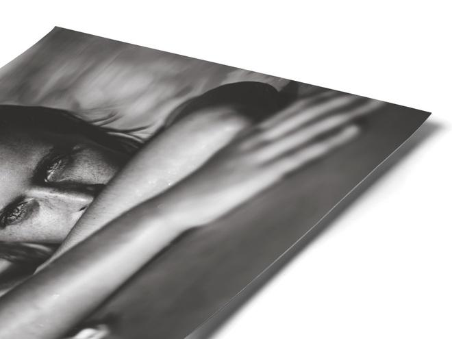 Sihl Masterclass Schwarz-Weiß Baryt Fine Art Print