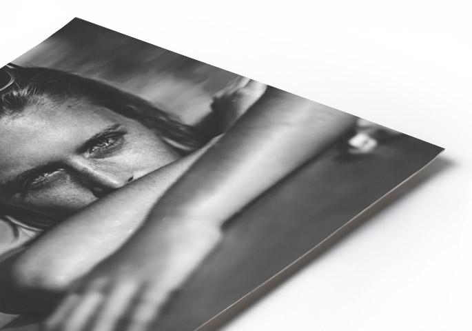 Sihl Masterclass Schwarz-Weiß Baryt-Print