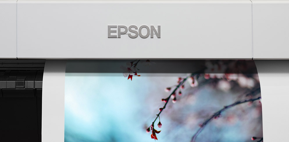 Epson 11-Farb UltraChrome HDR Pigment-Druck
