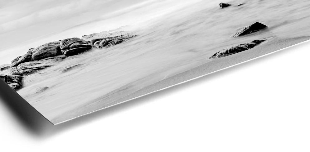 Schwarz-Weiß Fine Art Abzug auf Baryt Fotopapier