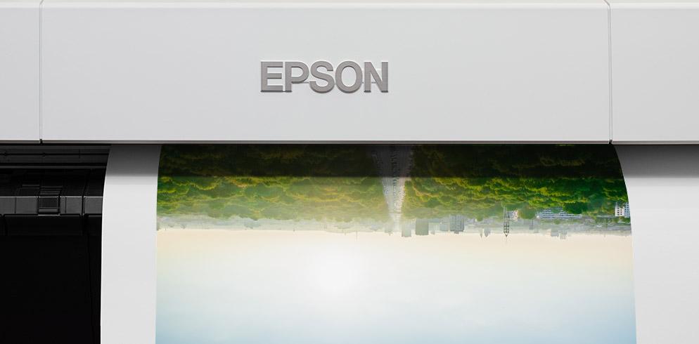 Lichtechter Epson 11-Farb UltraChrome HDR Pigment-Druck