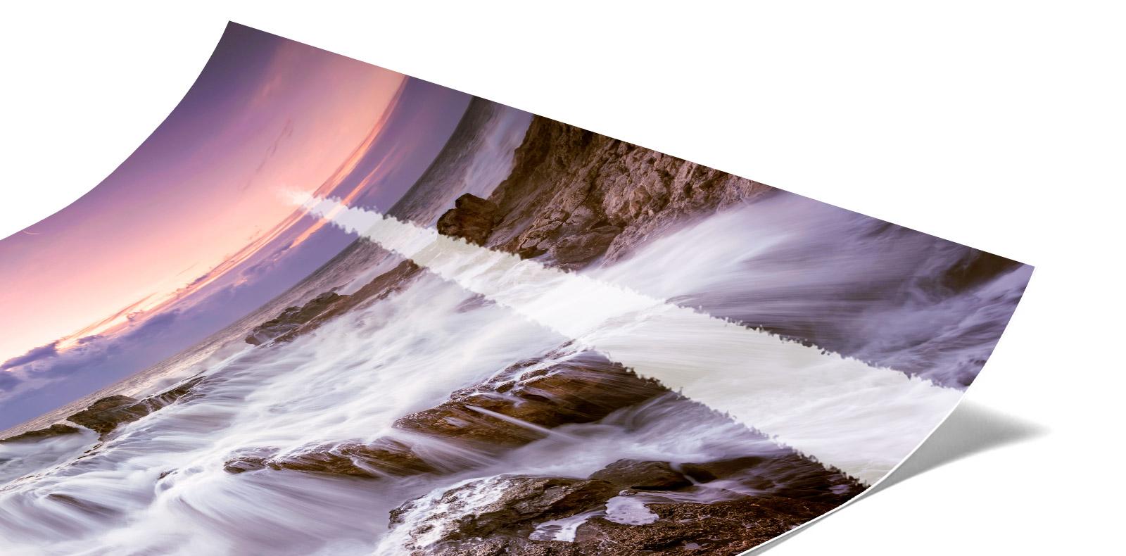 Foto auf Fuji Professional Fotopapier