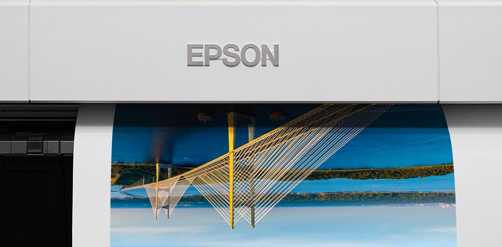 Epson 11-Farben Canvas Foto Pigment-Druck